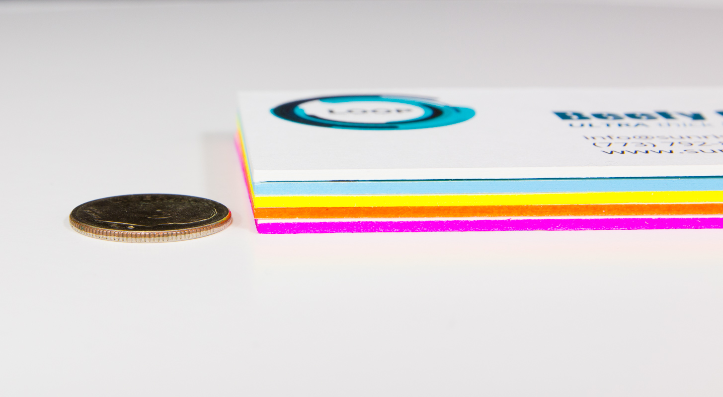 Beefy Cards – Ultra Thick Business Cards